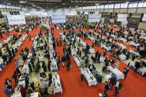 Millesime Bio 2019 wine event