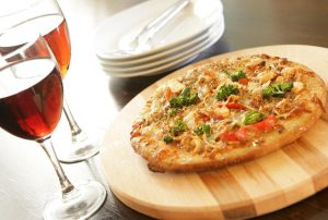 vegetable-pizza