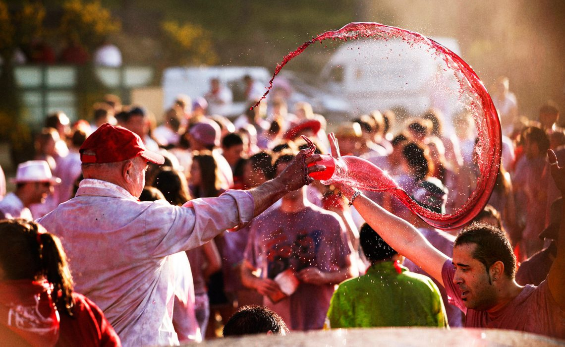 La Batalla del Vino, a Wine-Filled Experience You Can't Miss