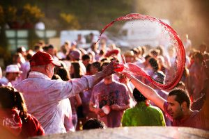 La Batalla del Vino, a Wine-Filled Experience You Can't Miss
