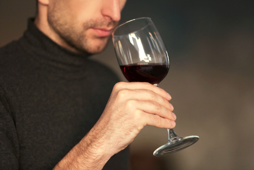 Swirling the Wine
