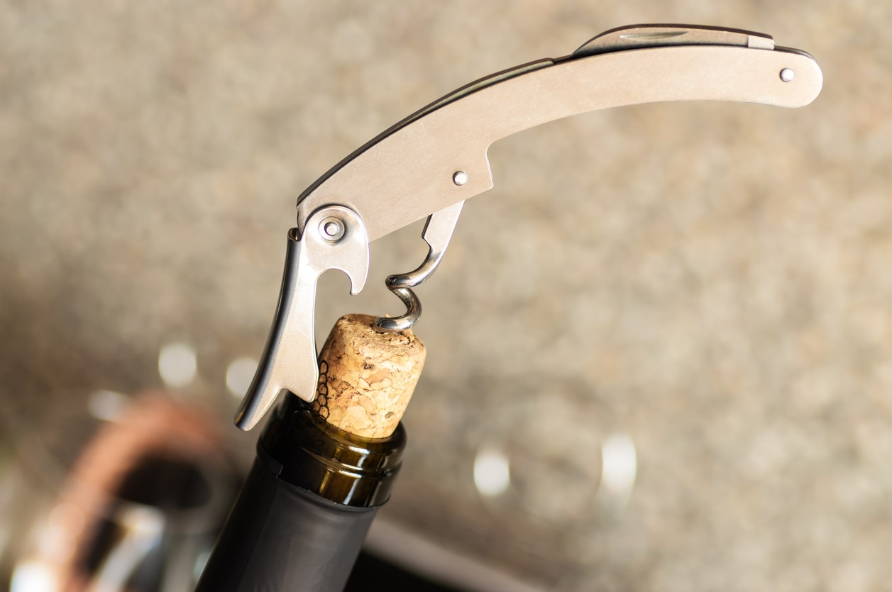 waiter corkscrew