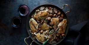 Red Wine with Chicken