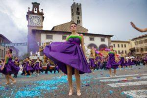 he Grape Festival Tuscany