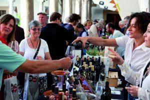 La Feria del Vino, Falset