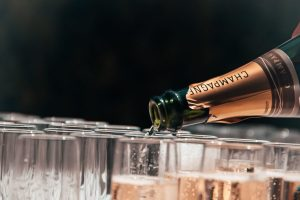 The best glass for sparkling wine