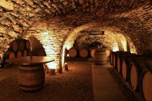 La Celier de la Cabiote cellar