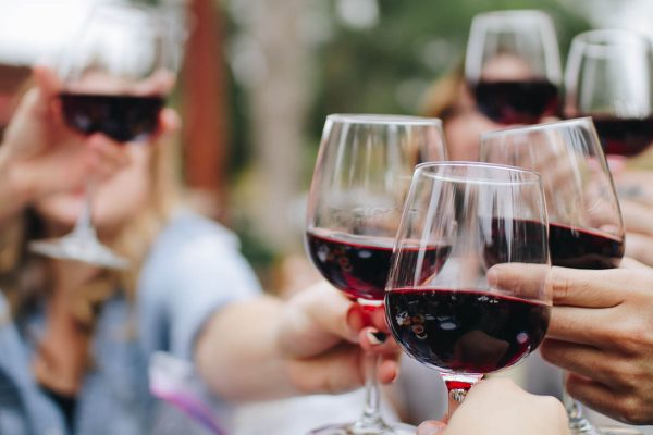 How much red wine is good for you
